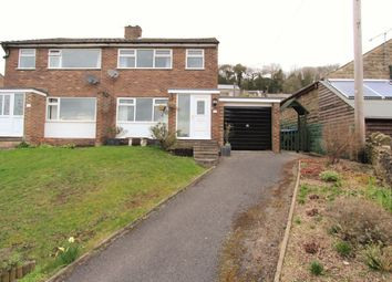 Thumbnail 3 bed semi-detached house for sale in Malvern Gardens, Matlock