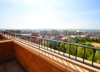 Thumbnail 2 bed flat to rent in Woodacre, Portishead, Bristol