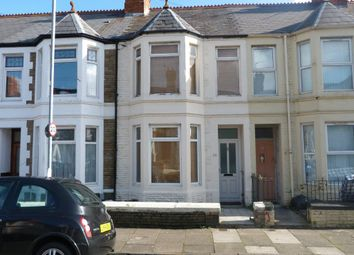 Thumbnail 3 bed property to rent in Inverness Place, Roath, Cardiff