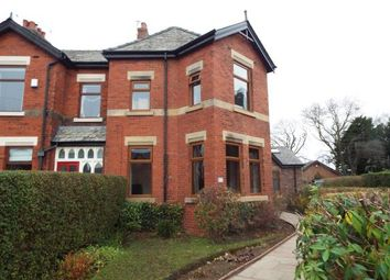 Thumbnail 4 bed semi-detached house for sale in Preston Road, Grimsargh, Preston, Lancashire