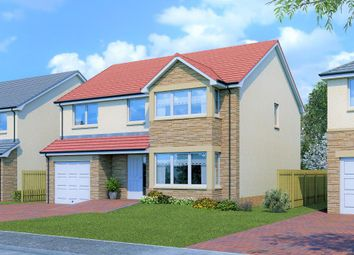 Thumbnail 4 bed detached house for sale in Birchwood House Type, Ballochney Brae, Plains, Plains