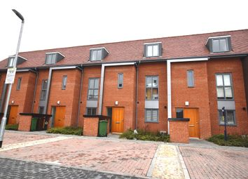Thumbnail 4 bed town house for sale in Chancellor Drive, Frimley, Camberley, Surrey