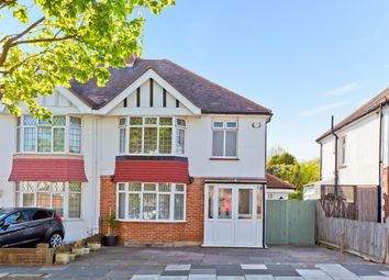 Thumbnail 3 bed semi-detached house for sale in Woodhouse Road, Hove