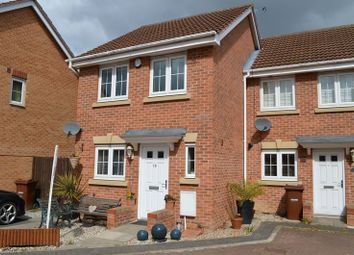 Thumbnail 2 bed semi-detached house for sale in Millers Croft, Castleford