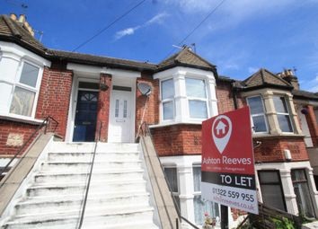 Thumbnail 2 bed flat to rent in Riverdale Road, Erith