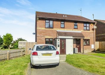Thumbnail 3 bed semi-detached house for sale in The Russets, Upwell, Wisbech