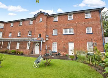 Thumbnail 2 bedroom flat for sale in The Lodge, Western Road, Crediton, Devon