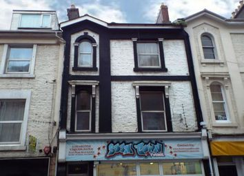 Thumbnail 1 bed flat for sale in Flat 2, 15A Market Street, Torquay