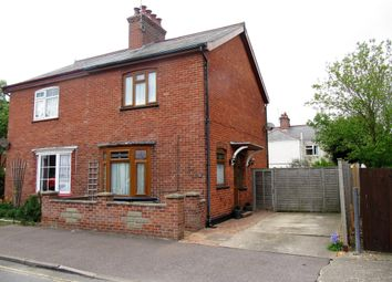 Thumbnail 3 bed semi-detached house for sale in Keppel Road, Gorleston, Great Yarmouth