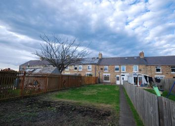 Thumbnail 3 bed terraced house to rent in Second Row, Ellington, Morpeth