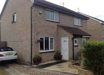 Thumbnail 2 bed semi-detached house to rent in Sweetbriar Close, Alvaston, Derby