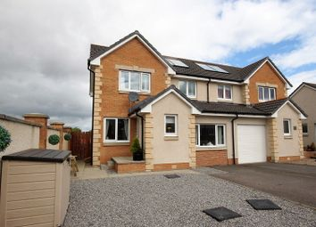 Thumbnail 4 bed semi-detached house for sale in 91 Holm Farm Road, Culduthel, Inverness