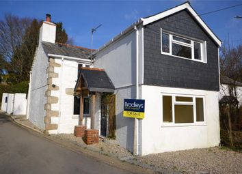 Thumbnail 3 bed end terrace house for sale in Bathpool, Launceston, Cornwall