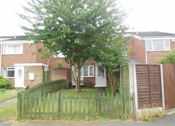 Thumbnail 2 bed town house for sale in Azalea Drive, Burbage, Hinckley