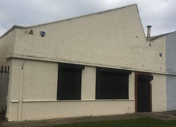 Thumbnail Light industrial to let in Huntly Road, Glasgow