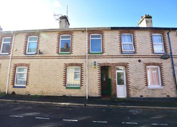 Thumbnail 3 bed terraced house to rent in Prospect Terrace, Newton Abbot, Devon