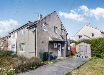 Thumbnail 2 bed semi-detached house for sale in Windermere Road, Carnforth