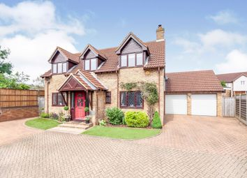 Thumbnail 4 bed detached house for sale in The Magpies, Maulden, Bedford