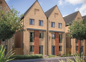 "Thumbnail 3 bed terraced house for sale in ""The Winchcombe"" at Station Road, Longstanton, Cambridge"