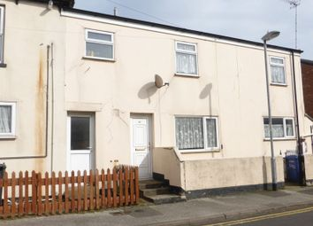 Thumbnail 2 bed end terrace house for sale in Cathcart Street, Lowestoft