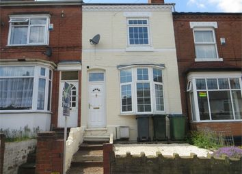 Thumbnail 3 bedroom terraced house for sale in Pargeter Road, Bearwood, Birmingham, West Midlands