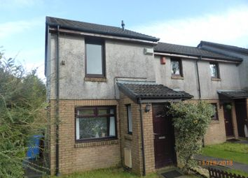 Thumbnail 2 bed end terrace house to rent in Harris Close, Newton Mearns, Glasgow