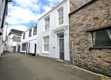 Thumbnail 3 bed terraced house for sale in Princes Street, West Looe, Looe