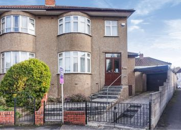 3 bed semi-detached house for sale in Thanet Road, Bedminster, Bristol BS3