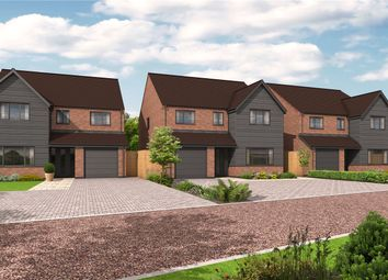Thumbnail 4 bed country house for sale in Kidderminster Road, Cutnall Green, Droitwich, Worcestershire