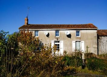 Thumbnail 1 bed property for sale in La-Ronde, Deux-Sèvres, France