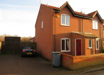 Thumbnail 2 bed property to rent in Springfield, Acle, Norwich