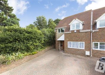 Thumbnail 5 bed semi-detached house for sale in Singlewell Road, Gravesend, Kent