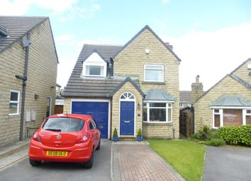 Thumbnail 3 bed detached house for sale in Fortis Way, Salendine Nook, Huddersfield