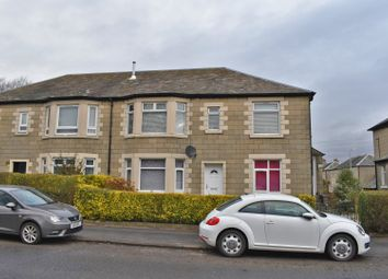 Thumbnail 3 bedroom flat for sale in 179 Glasgow Road, Dumbarton