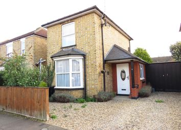Thumbnail 3 bed detached house for sale in Cromwell Road, March
