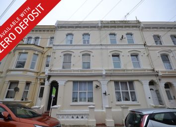 Thumbnail 2 bed flat to rent in Kenilworth Road, St Leonards On Sea