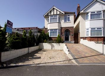 Thumbnail 4 bed detached house for sale in Yarmouth Road, Branksome, Poole