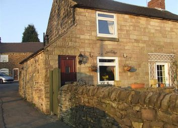 Thumbnail 2 bed cottage to rent in Crich Lane, Belper, Derbyshire