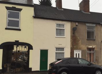 Thumbnail 2 bedroom terraced house for sale in Waterloo Street, Burton-On-Trent