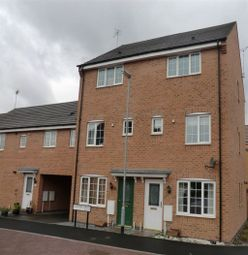 Thumbnail 3 bed property to rent in Clough Drive, Burton-On-Trent