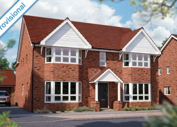 "Thumbnail 5 bed detached house for sale in ""The Ascot"" at Limousin Avenue, Whitehouse, Milton Keynes"