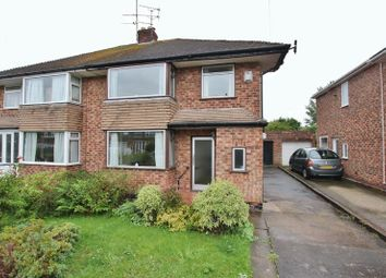 Thumbnail 3 bedroom semi-detached house for sale in Hazel Grove, Irby, Wirral