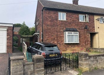 Thumbnail 3 bed terraced house to rent in Kirkby Road, Scunthorpe