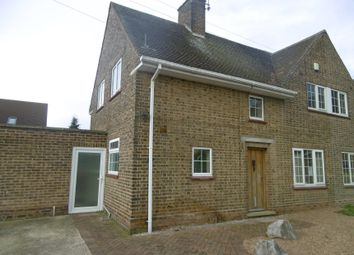 Thumbnail 3 bed semi-detached house for sale in 176 Raymoth Lane, Worksop, Nottinghamshire
