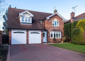 Thumbnail 4 bed detached house for sale in Covent Gardens, Radcliffe-On-Trent, Nottingham, Nottinghamshire