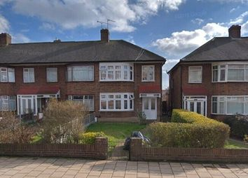 Thumbnail 1 bed semi-detached house to rent in High Road, Chadwell Heath