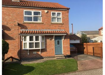 3 bed semi-detached house for sale in Village Farm Road, Preston, Hull HU12