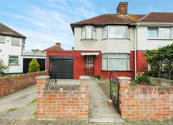 Thumbnail 3 bed semi-detached house to rent in Monks Park, Wembley