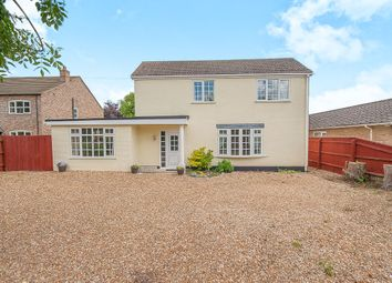 Thumbnail 3 bed detached house for sale in High Road, Newton, Wisbech