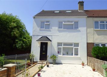 Thumbnail 4 bed end terrace house to rent in Bradfield Drive, Barking, Essex